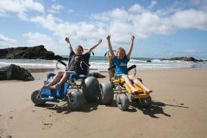 sandpiper all terrain wheelchaiir