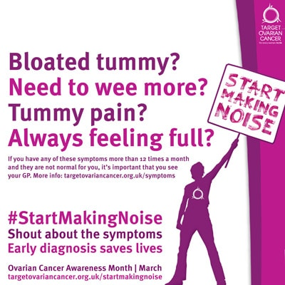Ovarian Cancer Awareness Month 2016 Clinical Negligence Team